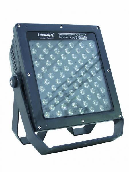 FUTURELIGHT OFL-72 K2 3W RGB IP65, DMX-o, discoland.fi