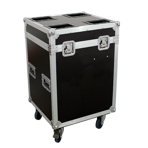 OMNITRONIC Kuljetuslaatikko Moving Headille, pyörillä. Flightcase for PHx-575/750E or PHW-575/750E