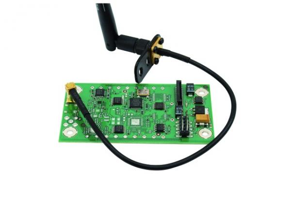 FUTURELIGHT W-DMX receiver mounting module f. EYE-108