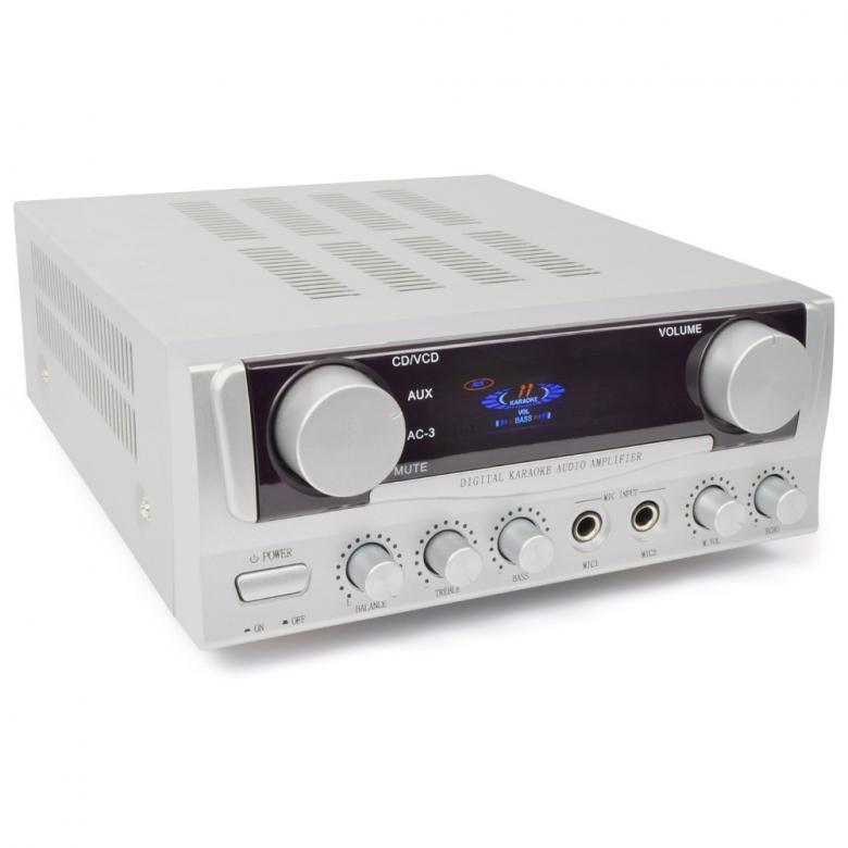 SKYTRONIC ST-1H Stereo vahvistin 2x 50W , discoland.fi