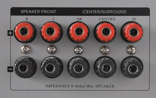 SKYTRONIC KT-1 Kotiteatteri& Karaokevahvistin monipuolisilla liitännöillä! Surround Karaoke amplifier!