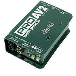 RADIAL Radial Pro AV2, discoland.fi