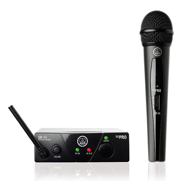 AKG WMS40 Mini Vocal Set ISM3 langaton m, discoland.fi