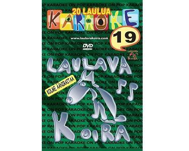 LAULAVAKOIRA Laulavakoira 19 Kotikaraoke, discoland.fi