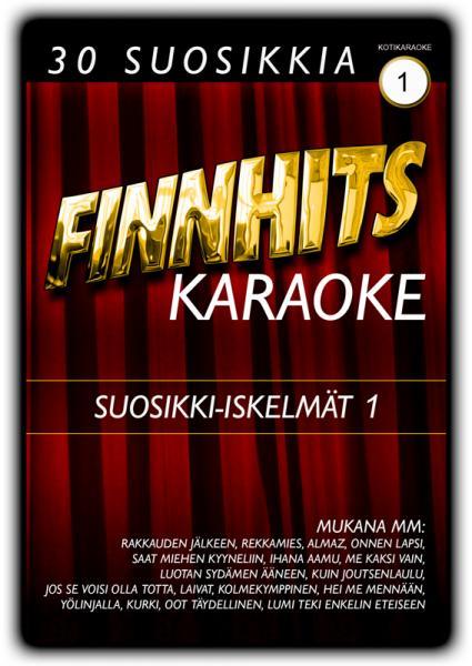 FINNHITS VOL 1 Suosikki iskelmät 1 DVD , discoland.fi