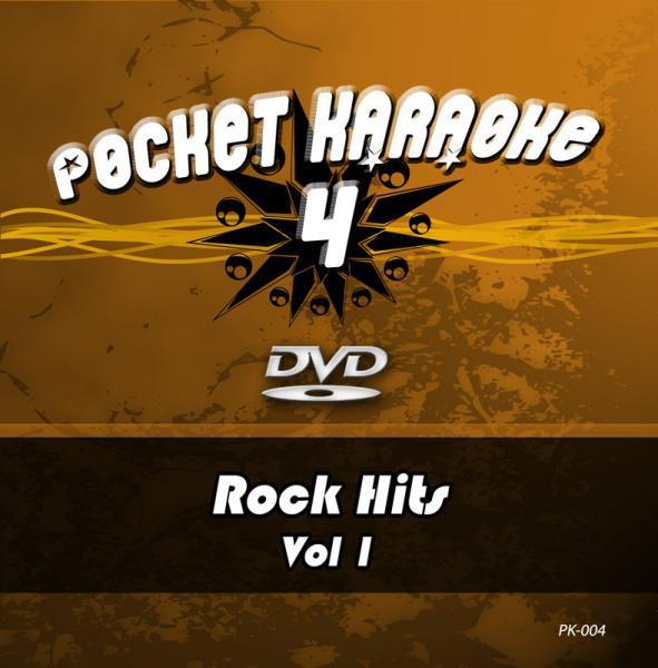 POCKETKARAOKE DVD Pocket Karaoke Vol 4 -, discoland.fi