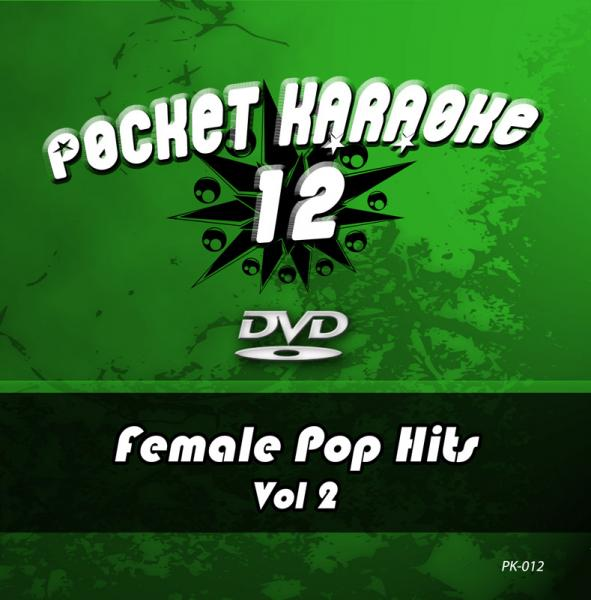 POISTO Pocket Karaoke Vol 12 - Female Po, discoland.fi