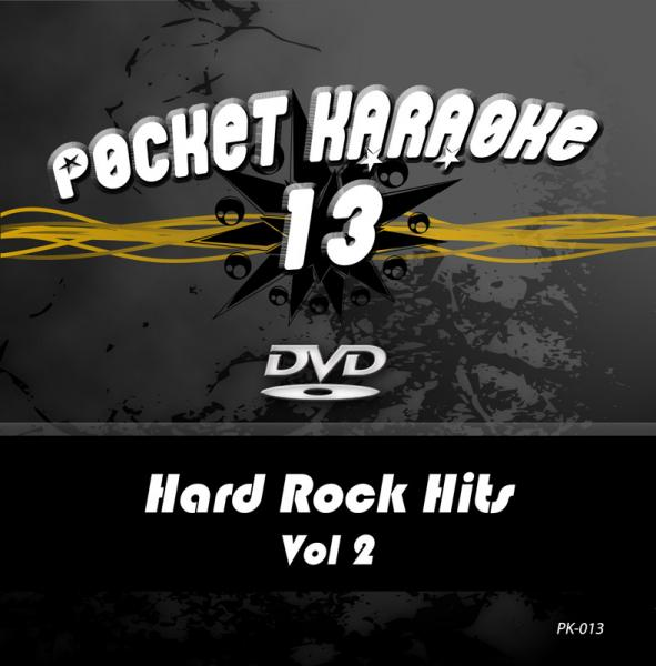 POISTO Pocket Karaoke Vol 13 - Hard Rock, discoland.fi