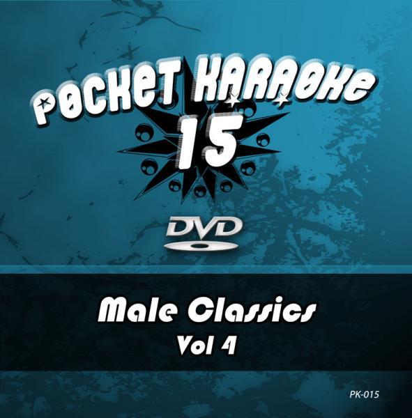 POISTO Pocket Karaoke Vol 15 - Male Clas, discoland.fi