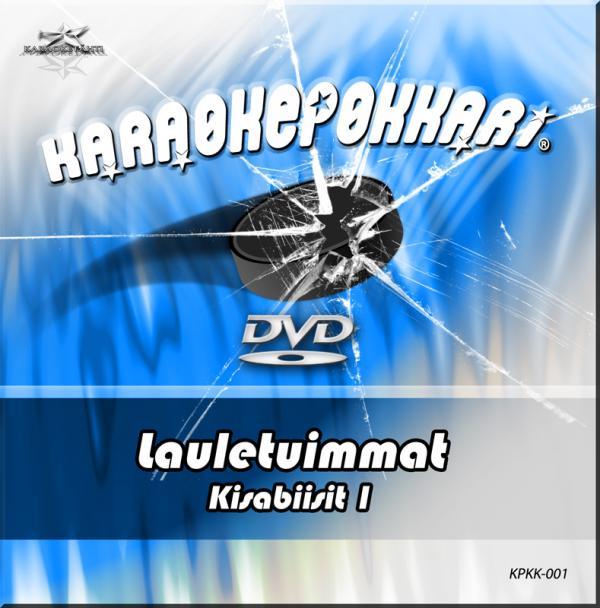 KARAOKEPOKKARI DVD Karaokepokkari - Laul, discoland.fi