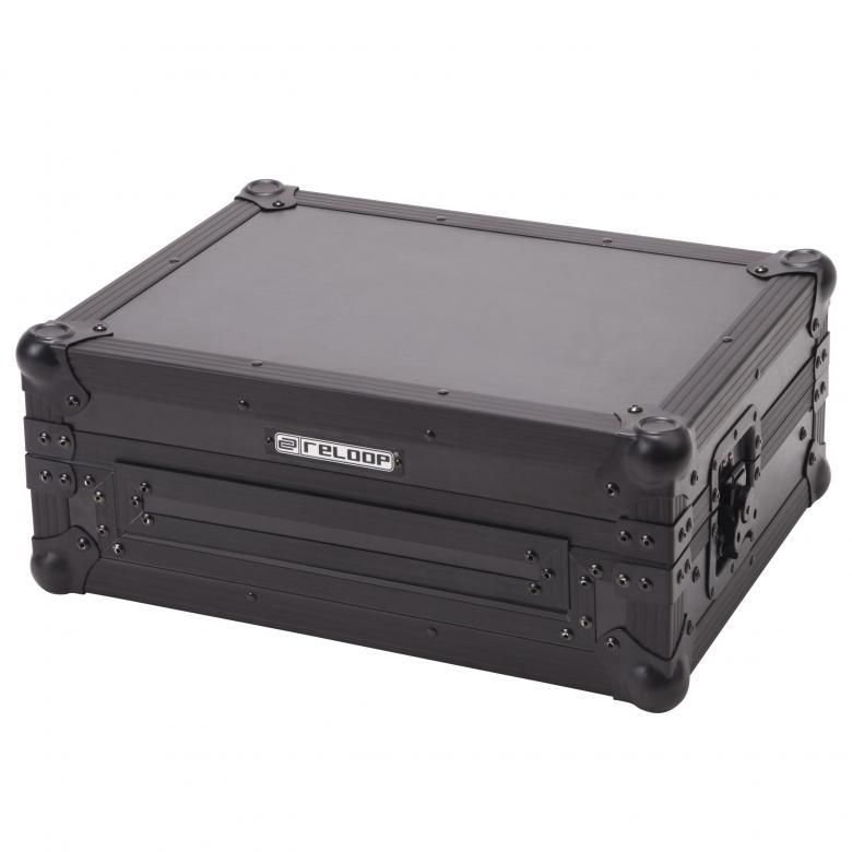 RELOOP Reloop Mixage Case, tämä case on suunniteltu erityisesti mixage kontrollerille. Mukaan saat mahtumaan myös lappärin! Mitat 464 x 179 x 345 mm sekä paino 6.8kg.