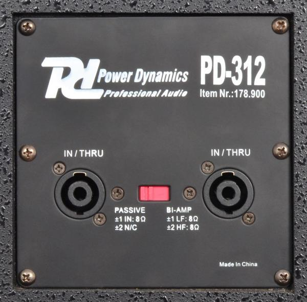 POWERDYNAMICS PD-312 12