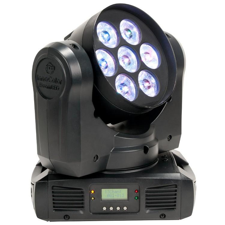 ADJ Inno Color Beam Quad 7 moving head R, discoland.fi