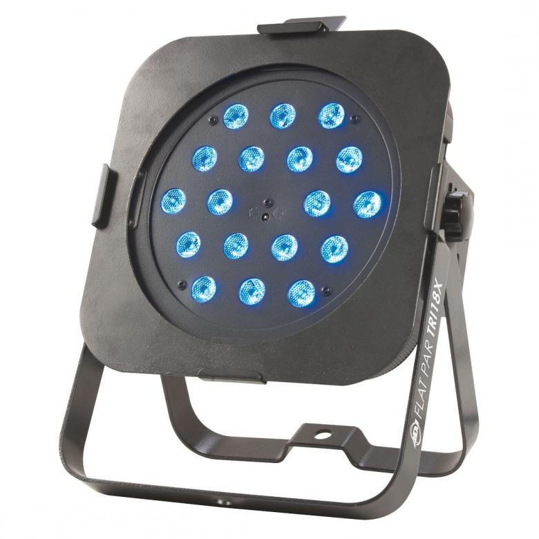ADJ FLAT PAR TRI18X, ultra ohut LED flat, discoland.fi