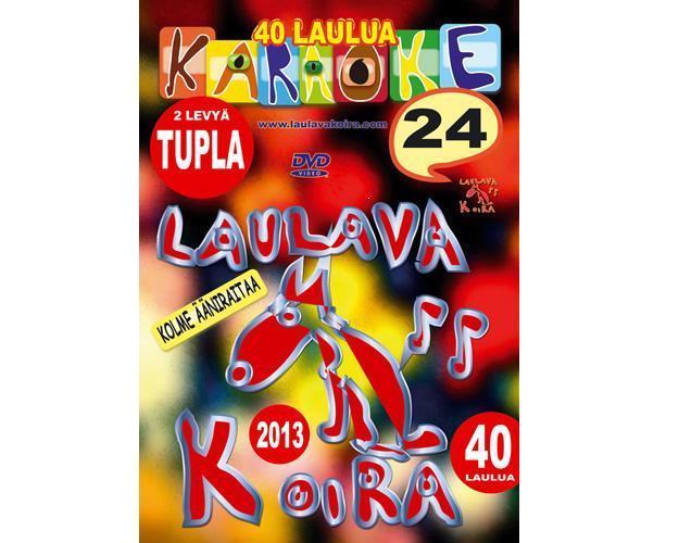 LAULAVAKOIRA TUPLA DVD LOPPU!Laulavakoir, discoland.fi