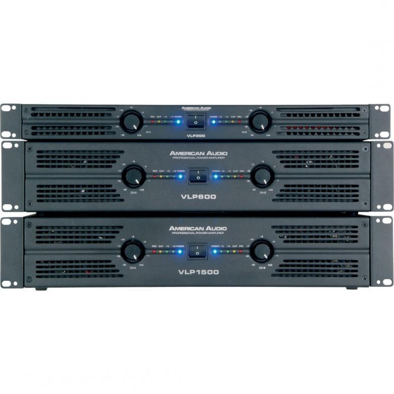 ADJ VLP-1500 1400W päätevahvistin VLP- sarjan tehokas 2x675W 4ohm ammattitason päätevahvistin. Sillattuna 1400W 8 ohm kuormalla. American Audion VLP päätevahvistin sarja tarjoaa ammattilaisten ominaisuudet kukkaro-ystävälliseen hintaan. Laitteessa sisään/ulos/läpi-menot, tehokas tuuletin jäähdyttämässä vahvistinta sekä uniikki valaistu kristallin sininen etupaneeli. Vahvistimessa myös sisäänrakennettu limitteri ja jakosuodin.VLP1500 tarjoaa jatkuvaa tehoa 1400W 8 ohmiin (Sillattu mono), taajuusvasteen 20Hz- 20KHz (+/-1.0dB @ 8 Ohm) sekä balansoidut XLR sisäänmenot sekä speakon- ja ruuviliittimet kaiutinkaapeleille. Mitat 360 x 482 x 88mm sekä paino 19,0kg.