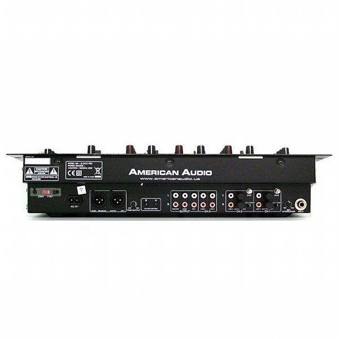 POISTO ADJ Q-2422 PRO räkkikokoinen DJ-mikseri. Americanaudion 3-kanavaisten DJ-miksereiden joukkoon. Kanavakohtaiset EQ:t, monipuoliset liitännät. Mikseri on mahdollista asentaa räkkiin kokonsa puolesta. Kanavakohtaiset LED-mittarit. Mitat 482.6 x 177 x 97mm  sekä paino 3,4kg.