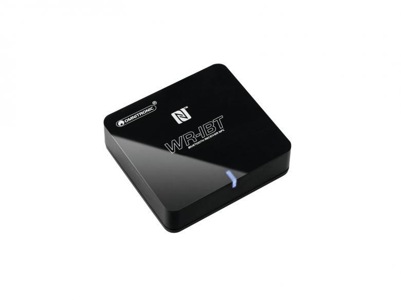 OMNITRONIC WR-1BT Bluetooth vastaanotin , discoland.fi