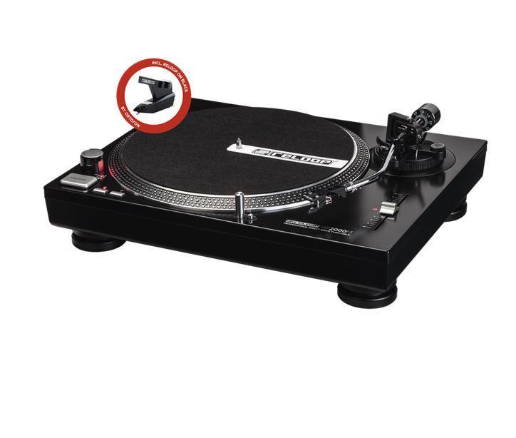 RELOOP RP-2000M DJ-kotilevysoitin suorav, discoland.fi