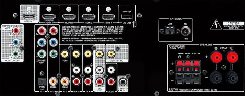 YAMAHA RX-V377 Kotiteatteri vahvistin Musta. 4x HDMI, 5-Kanavainen surround  Kotiteatteri Viritin Vahvistin, 5 x 100! Yamaha RX-V377 on 5.1 kanavainen AV-vahvistin joka on koottu erillispäätteillä puhtaamman äänenlaadun tuottamiseksi ja siinä on 4/1 HDMI liitännät mikä riittää useimpiin kytkentöihin. Joka kanavalle on omistettu Burr Brown DAC 192 kHz/24-bit äänen yksityiskohtien tarkempaan esilletuomiseen. Vahvistin tukee 3D kuvaa ja on varustettu 4K kuvan läpiviemisellä. Se tukee HD ääniformaattja  joten edullisesta hinnasta huolimatta tässä vahvistimessa ei ole tingitty perusasioiden laadusta.