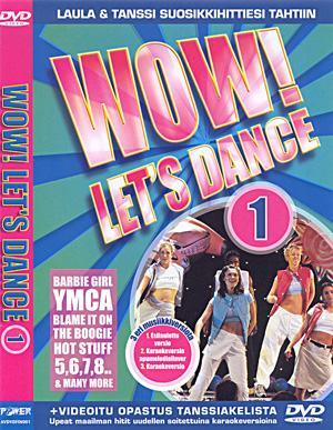 POWER WOW ! - Let's dance vol 1. Levyll�, discoland.fi