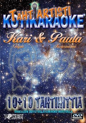 POWER Tähtiartistit Kari Tapio ja Paula, discoland.fi