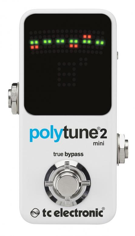 TCELECTRONIC PolyTune 2 Mini, Polyfonine, discoland.fi