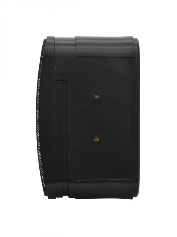 OMNITRONIC Control 1 JBL kopio kaiutin musta pari, black pair 30/60W. Helppo asentaa erillisellä seinäteline sarjalla. Kaunis kopio JBL one kaiuttimesta. Voidaan laittaa roikkumaan myös seinälle taulun tyyliin. Mitat 230 x 150 x 150 mm sekä paino 1.6kg.