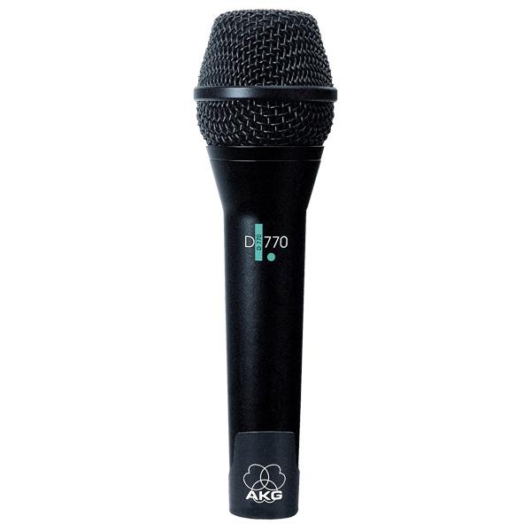 AKG D770 Dynamic handheld microphone, Em, discoland.fi