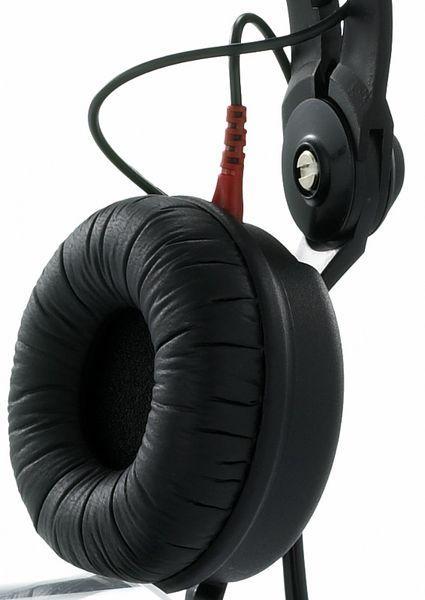 SENNHEISER HD 25-1 Mk II Pro Dj kuuloke, sis. Säilytyspussin sekä varapehmusteet