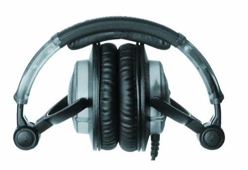 OMNITRONIC SHP-2500 Top Class DJ Stereo Headphones