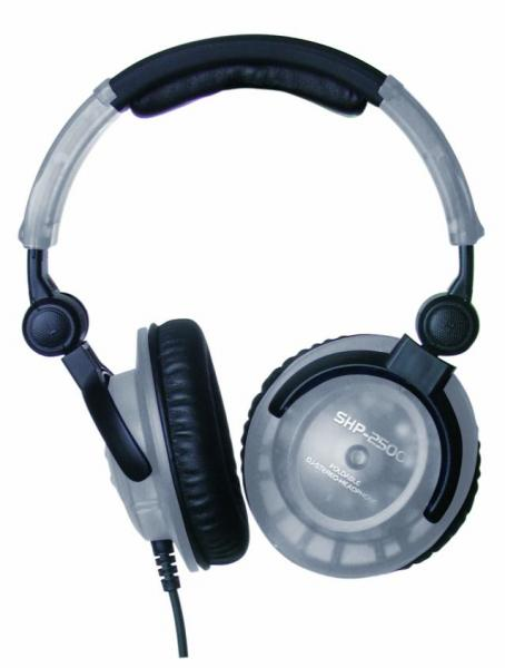 OMNITRONIC SHP-2500 Top Class DJ Stereo , discoland.fi