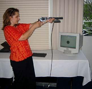 SHOW WORLD VUOKRAUS Laser Ammunta , kell, discoland.fi