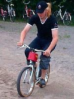 VUOKRAUS Vuokraa Unridable Bike. Polkupy, discoland.fi