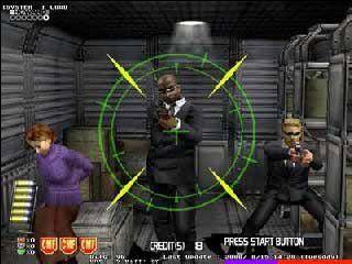SHOW WORLD VUOKRAUS Confidential Mission, James Bond 1 - 2 pelaajaa
