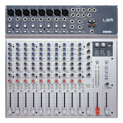 VUOKRAUS Vuokraa Lem Audio RD 12-2 FX, m, discoland.fi