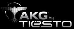 AKG By Tiesto-logo