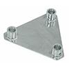 TRILOCK päätylevy 6082 QTGP-uros Base/wall-plate