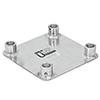 QUADLOCK päätylevy 6082 End Plate QQGP 30cm x 30