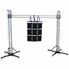 Tower System II, 4-Point trussing tower complete s