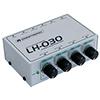 LH-030 Kuulokevahvistin-splitteri 4kpl kuulokkeell