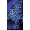 90cm Kentiapalmu valkoinen, hohtaa ultraviolettiva