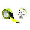 Stagetape Marking Tape PVC yellow/black 50mm x 33m