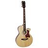 JK-300 Akustinen Cutaway kitara väri nature. Akus