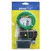 EUROLITE EL wire 2mm 10m valokaapeli väri vihreä