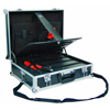 Pro työkalusalkku. Universal tool case, black. A