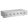 ELA 6M, 6-Zone Volume Control 6x 5W with 24V Emerg