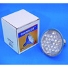 PAR-30 230V E27 24x 10mm LED-lamppu yellow 30°