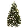 230cm joulukuusi on erittäin korkealuokkainen tuu