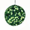 40cm Puksipuupallo LEDeillä, väri lämmin valkoi